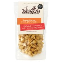 Joe & Seph's popped corn caramel & peanut butter