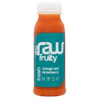 The Raw Fruity orange & strawberry