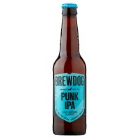 Brew Dog punk IPA classic pale ale