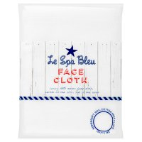 Le Spa Bleu face cloth