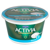 Danone Activia Natural 0% Fat