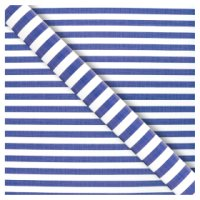 Waitrose 2M Gift Wrap - Nautical Stripe