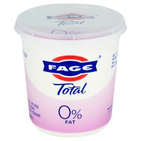 Total 0% fat free Greek strained yoghurt