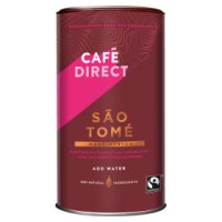 CaféDirect Sao Tomé luxury hot chocolate