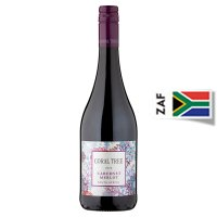 Coral Tree, Cabernet Merlot, South African, Red Wine