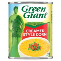 Green Giant creamed style corn