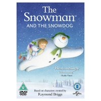 DVD Snowman and the Snowdog
