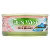 John West Wild Pacific Pink Salmon