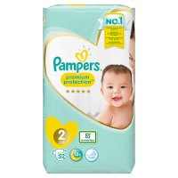 Pampers new baby mini 2 3-6kg