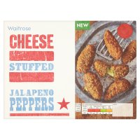 Waitrose Cheese Stuffed Jalapeno Peppers