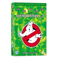 DVD Ghostbusters/ Ghostbusters 2