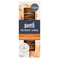 Peter's Yard artisan Swedish original crispbread