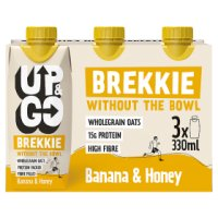Up&Go Brekkie Drink Banana Honey