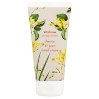 Waitrose Freesia & Pear Hand Cream