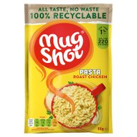Mug Shot roast chicken flavour pasta