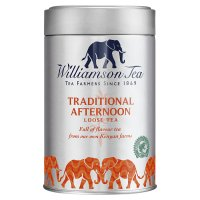 Williamson Tea Traditional Afternoon