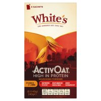 White's ActivOat High in Protein