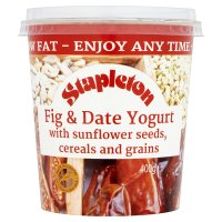 Stapleton fig & date yogurt