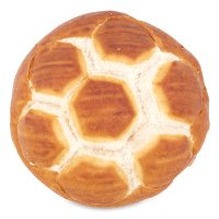 Waitrose Pretzel football roll