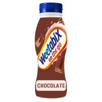 Weetabix on the go breakfast drink chocolate