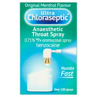 Ultra Chloraseptic spray original
