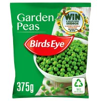 Birds Eye field fresh garden peas frozen