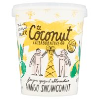 The Coconut Collaborative mango snowconut