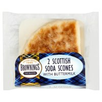 Brownings Buttermilk Soda Scones