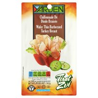 Yarden wafer thin barbecued turkey breast