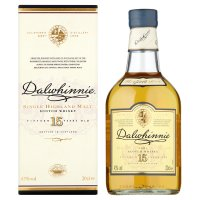 Dalwhinnie 15 Year Old Single Malt Whisky Highlands