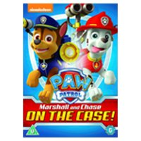 DVD Paw Patrol: Marshall & Chase