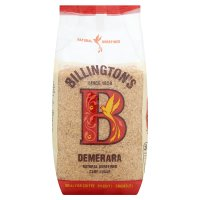 Billington's demerara cane sugar