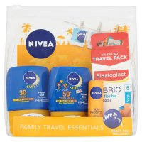 Nivea Family Travel Essentials
