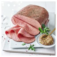 Christmas spiced Aberdeen Angus Beef