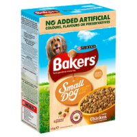 PURINA® BAKERS® Adult Small Dog Chicken and Vegetable Dry Food