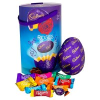 Cadbury Roses Easter Egg