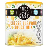 Free & Easy Cheese Flavour Mix