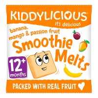 Kiddylicious Melts Banana & Mango