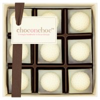 Choc on Choc Golf Balls