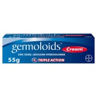 Germoloids cream