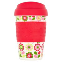 Waitrose Dining Floral Coffee Cup