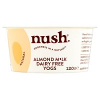 Nush Almond Milk Natural Yogurt