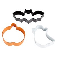Waitrose Halloween Cookie Cutters