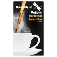 Dragonfly traditional Indian chai tea 20s