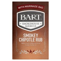 Bart Smokehouse smokey chipotle rub
