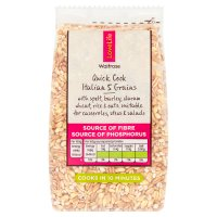 Waitrose LOVE life quick cook Italian 5 grains