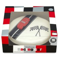 Waitrose Racing Car cake