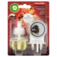 Air Wick Plug In Mulled Wine