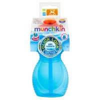 Munchkin 18month+ click lock flip straw cup, assorted