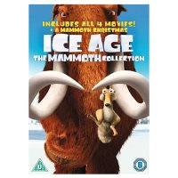 DVD Ice Age: The Mammoth Pack
